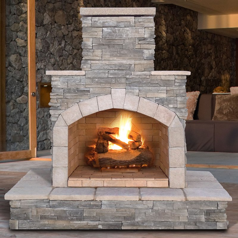 outdoor fireplace  35