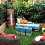 Enjoy nature with outdoor garden decor