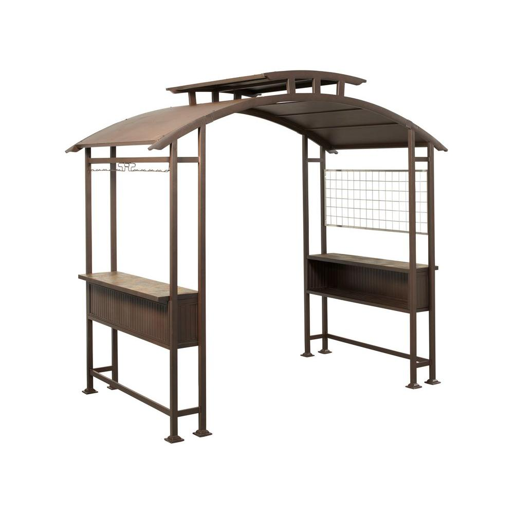 outdoor grill gazebo  07