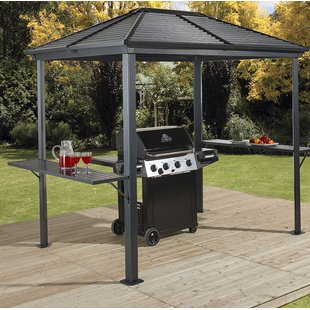 outdoor grill gazebo  40