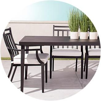 outdoor patio set  14