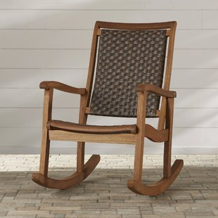 outdoor rocking chair  10