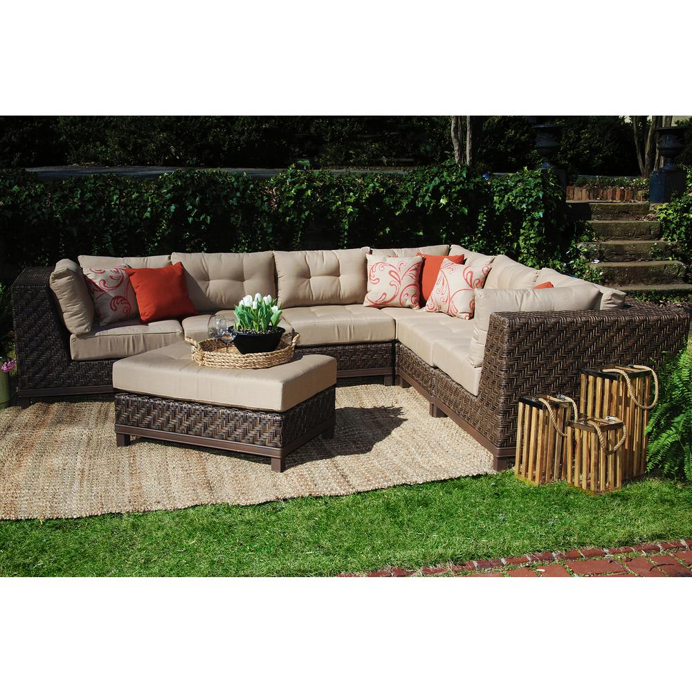 outdoor sectional furniture  38