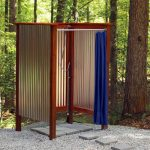 Different ideas of outdoor shower ideas