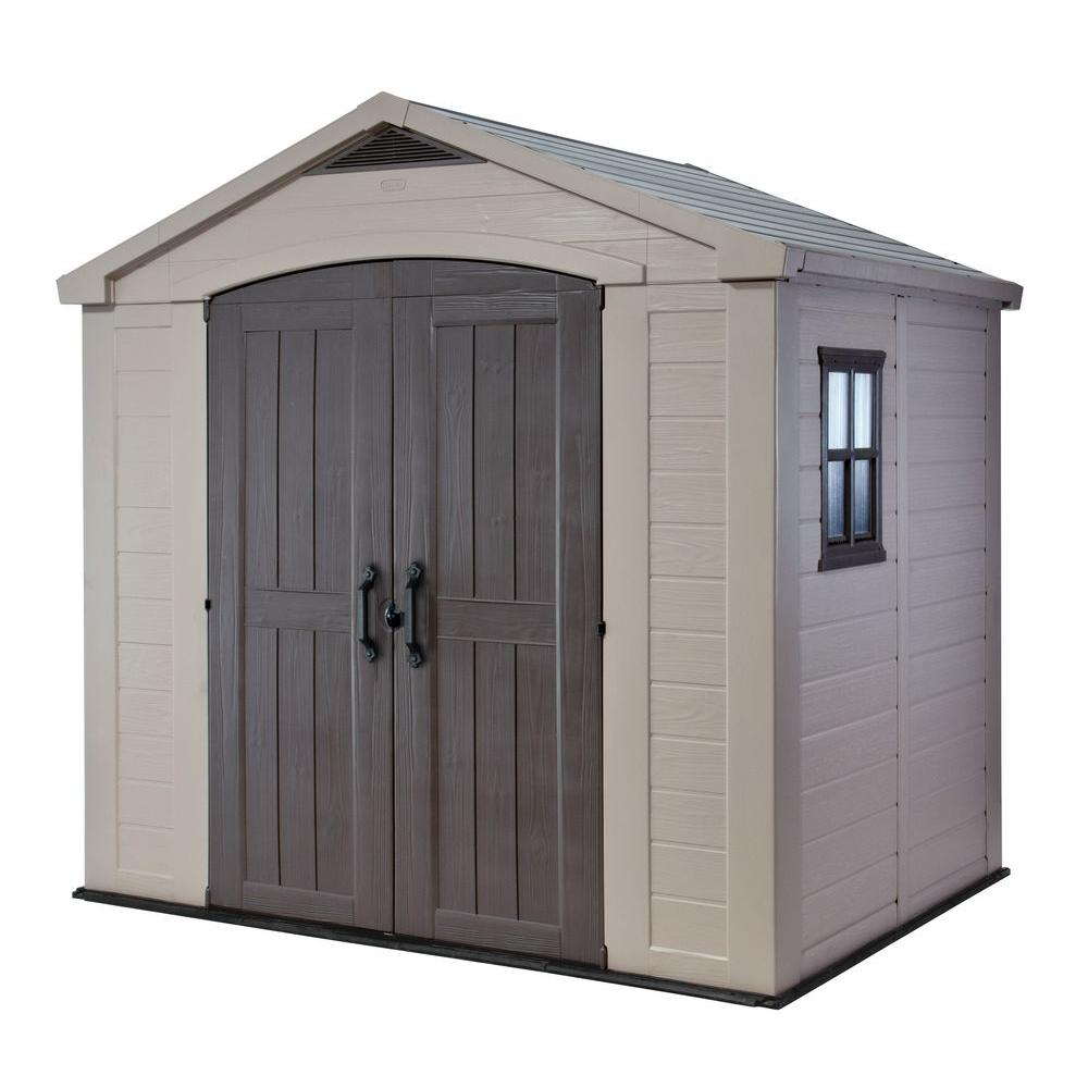 Outdoor Storage Shed  69