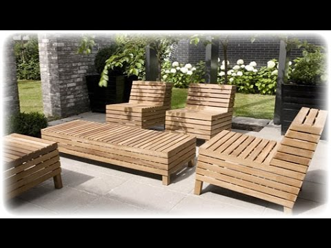outdoor wood furniture  72