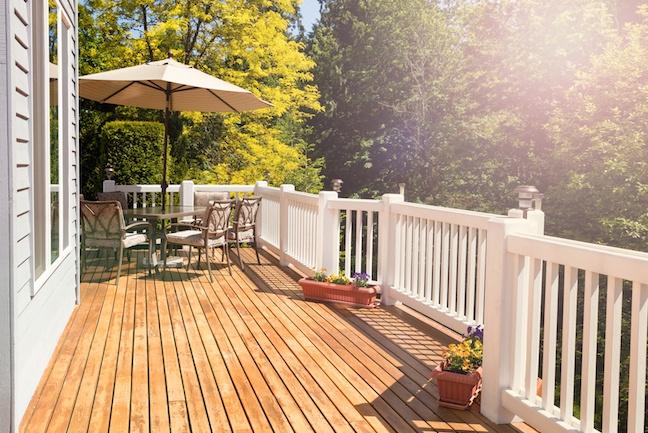 patio deck  12
