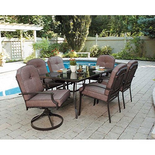 Patio dining sets  30