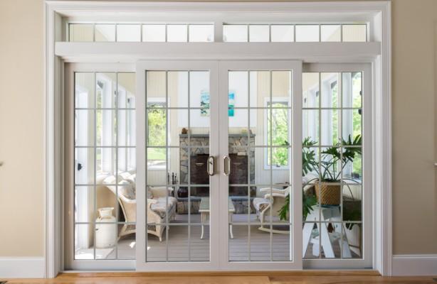 patio doors  14