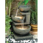 Patio fountains – create heaven in your garden