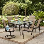 Patio furniture Set : decorate you outdoor space