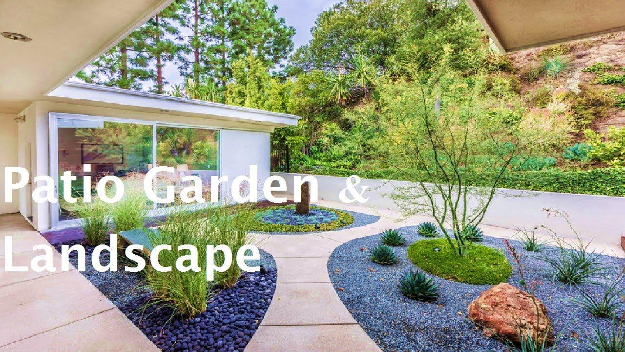 Patio gardens  38