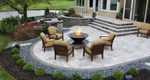 patio landscaping ideas 23