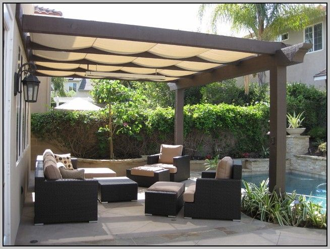 Patio Shade Ideas Inexpensive Ways To Shade Your Deck