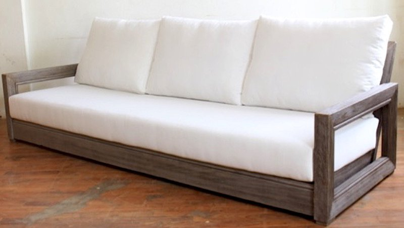 Patio sofa  79