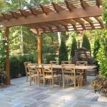 Give advanced touch to your gardens with stunning pergola designs