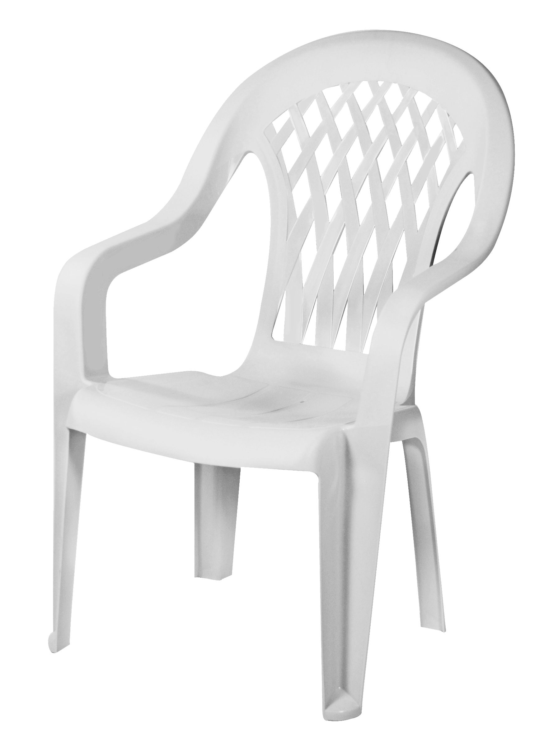 Plastic patio chairs  70