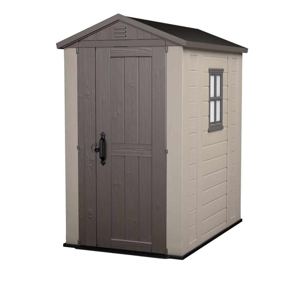 plastic storage shed  47