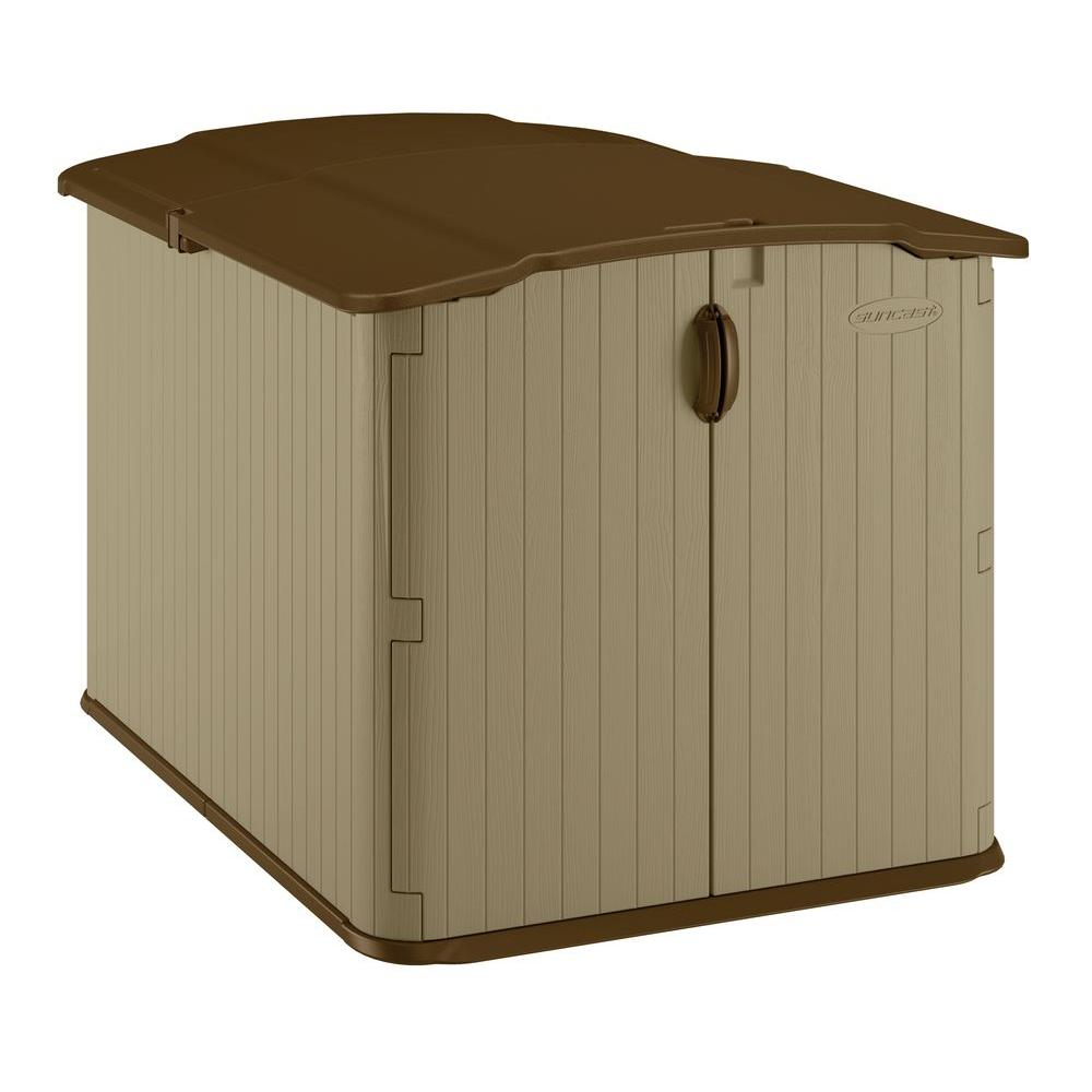plastic storage shed  67