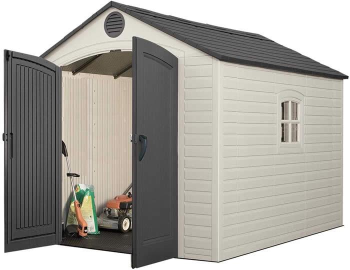 plastic storage sheds  05