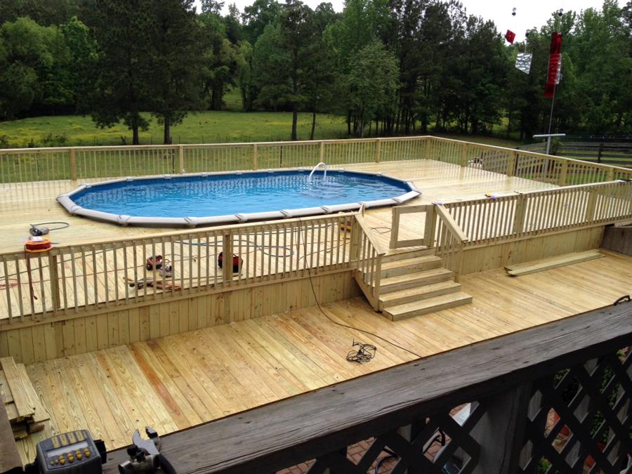 pool decks  82