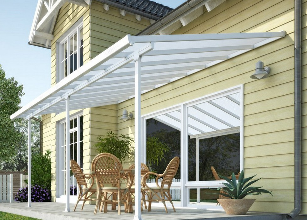 The valuable aspect of porch awnings