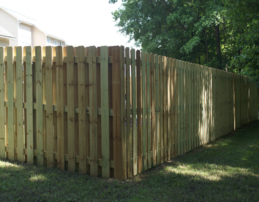 Privacy fence  73