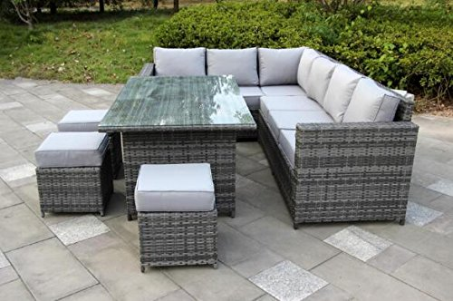 Choose Perfect Rattan Garden Furniture For Your Garden Carehomedecor