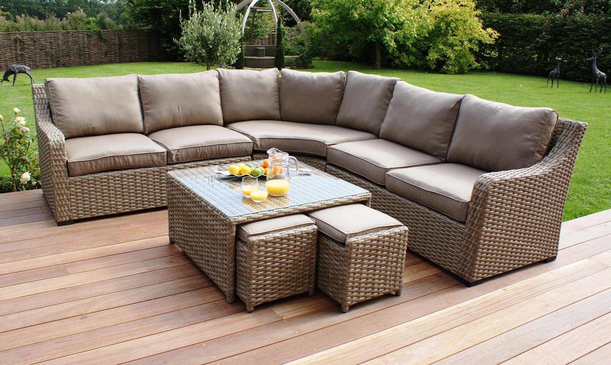 rattan garden furniture  76