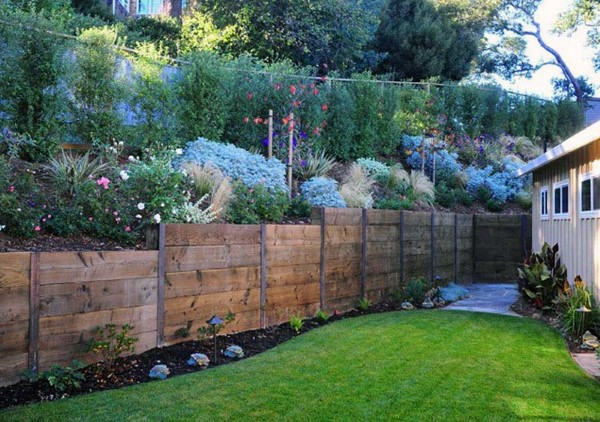 Retaining wall ideas  93