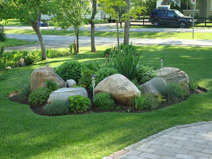 rock garden ideas  27