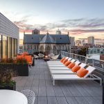 Urban trend of Roof Decks