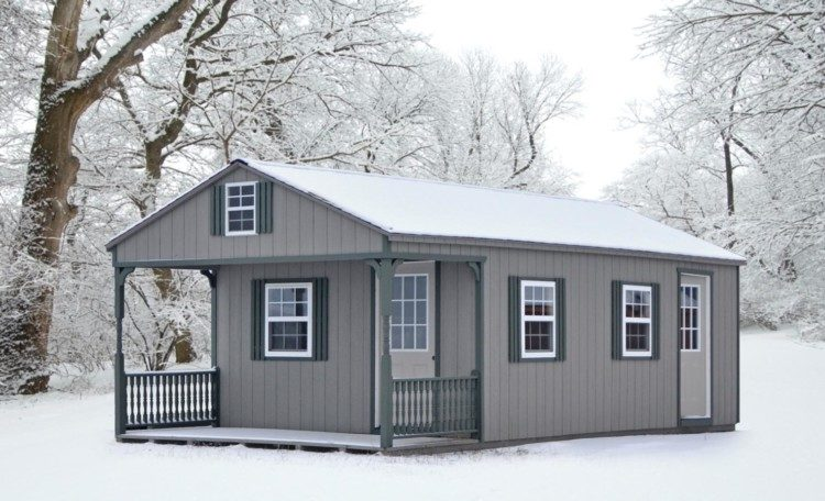 Shed homes  80