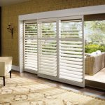 Enhance the beauty of sliding glass door blinds