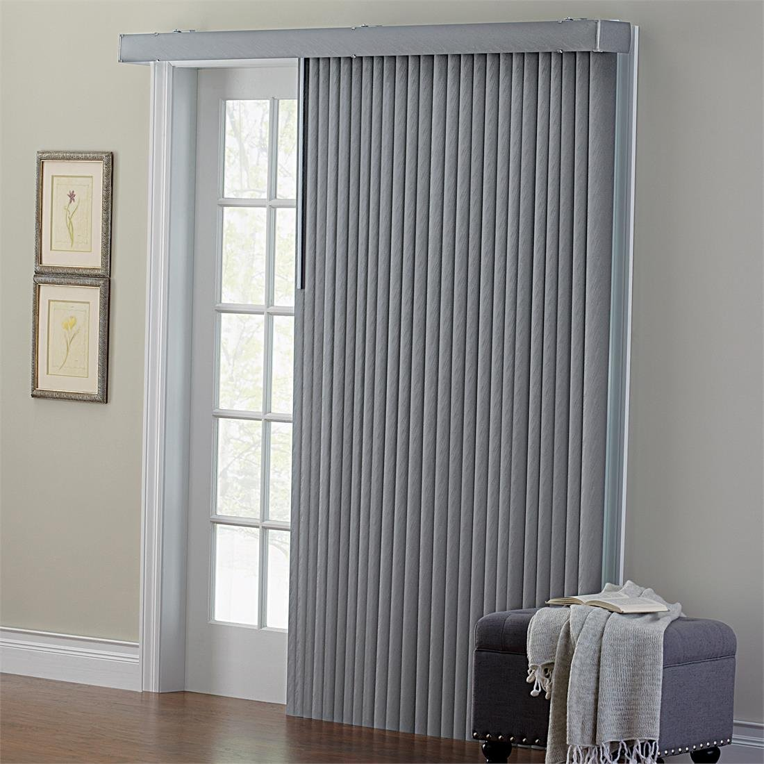 sliding glass door blinds 50