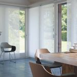 Sliding panel blinds 30