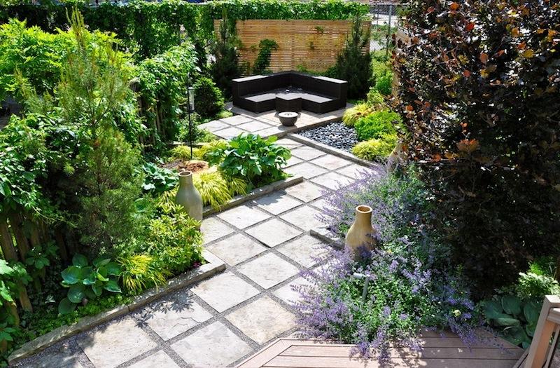 Small backyard landscaping  21