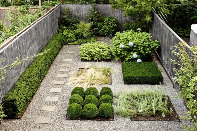 Small backyard landscaping  53