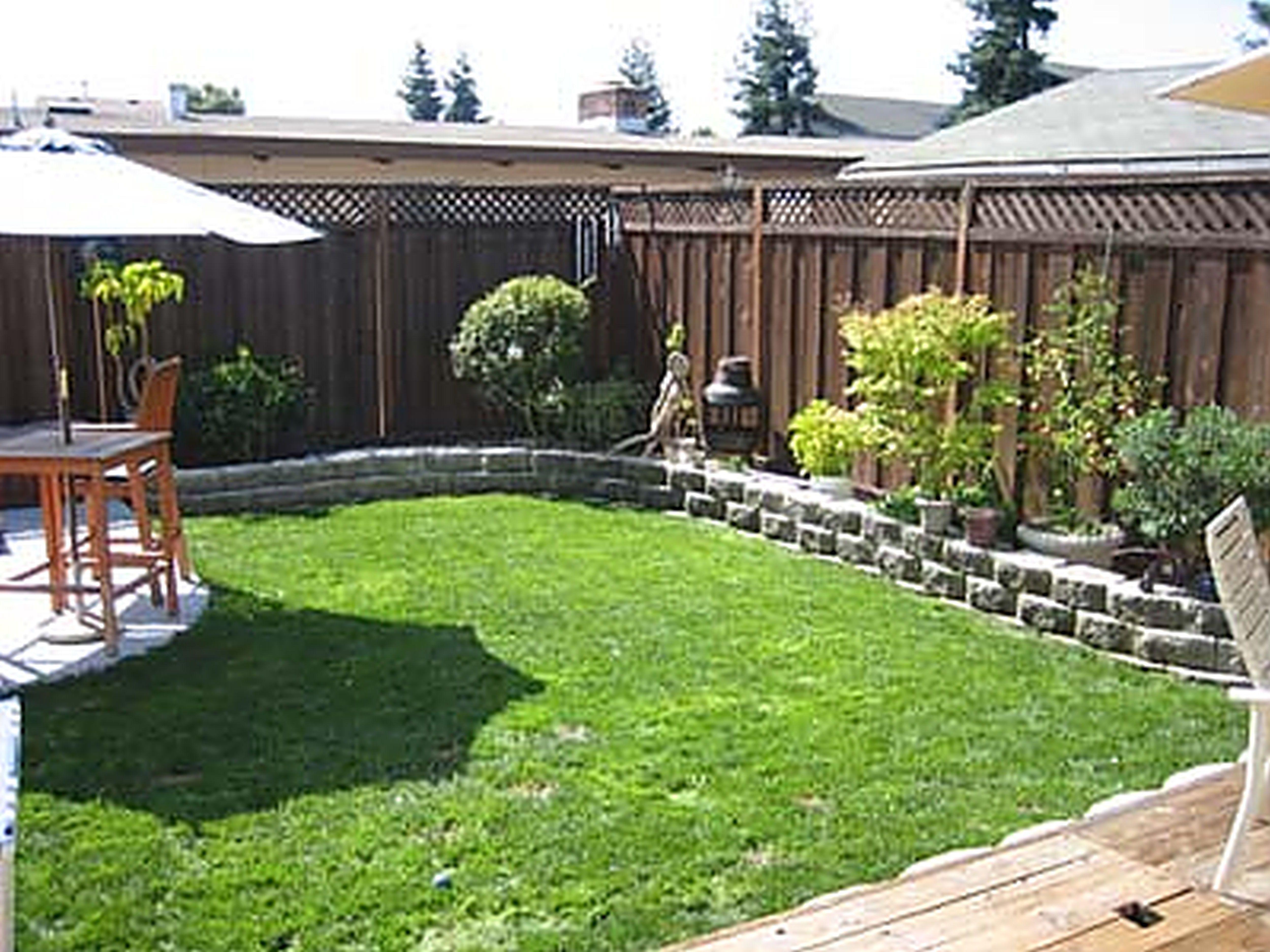 Small backyard landscaping  86