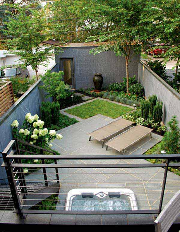 Landscaping Ideas Small Backyards Small backyard landscaping ideas to create a special corner at home