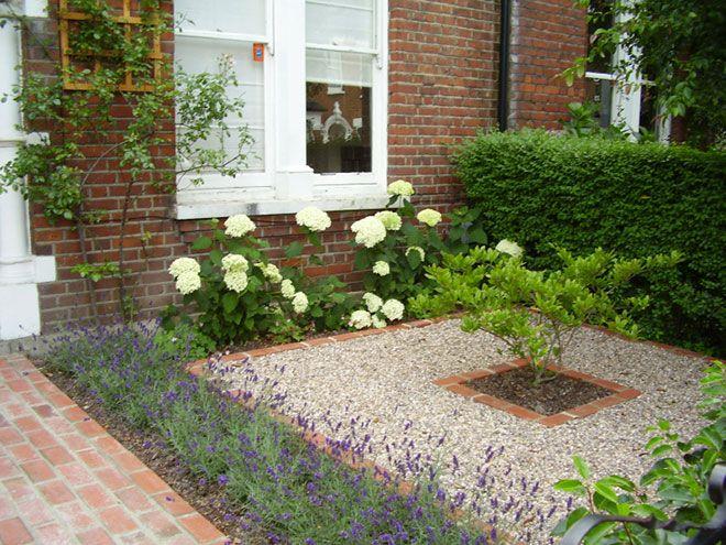 Small front garden  72