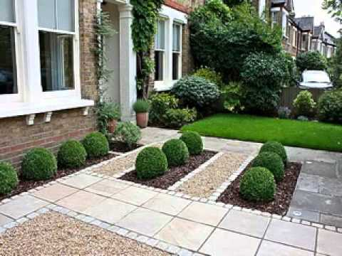 Small front garden  97