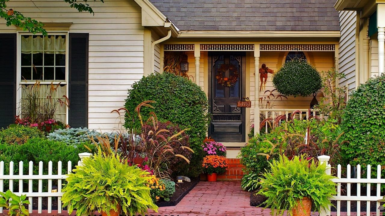 small front yard landscaping  83