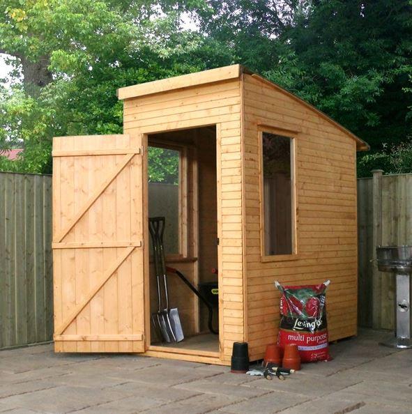 Small garden sheds  30