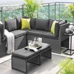 Adore trendiest small patio furniture