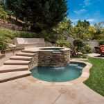 Add antique look to your houses by Small pool designs