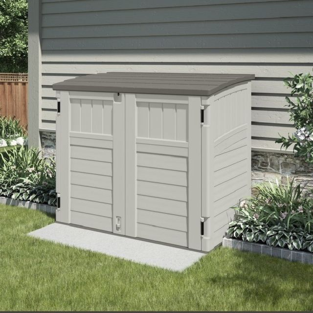 Small storage sheds  27