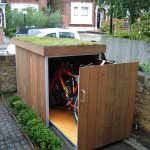 Small storage sheds for your gardens and backyards
