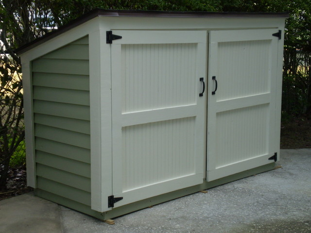 Small storage sheds  98