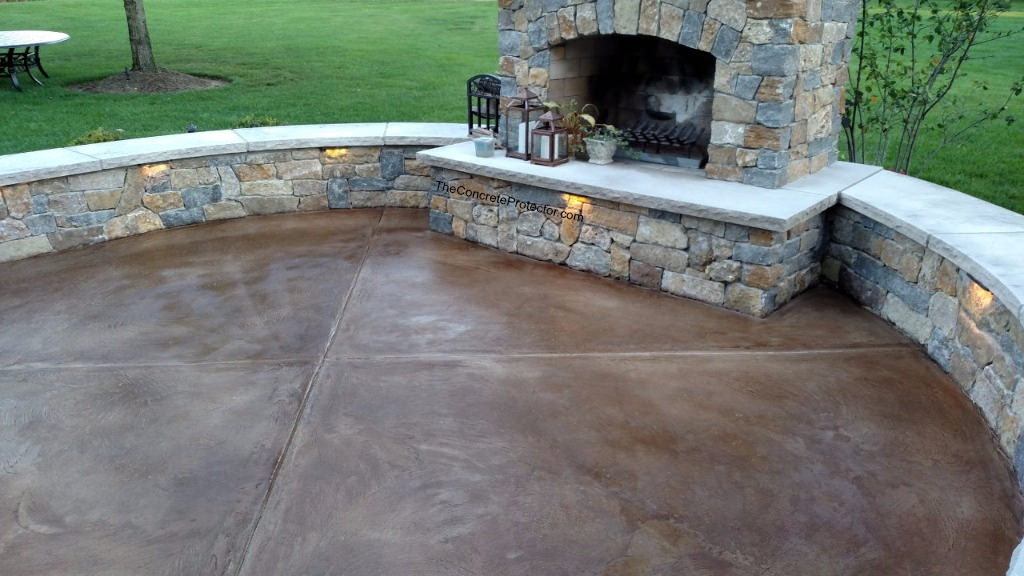 stained concrete patio 10